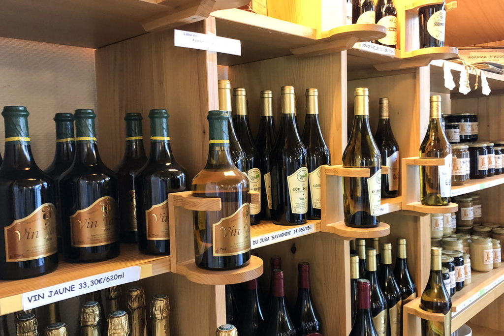 Produits Regionaux de la Fruitiere de Chevigny
