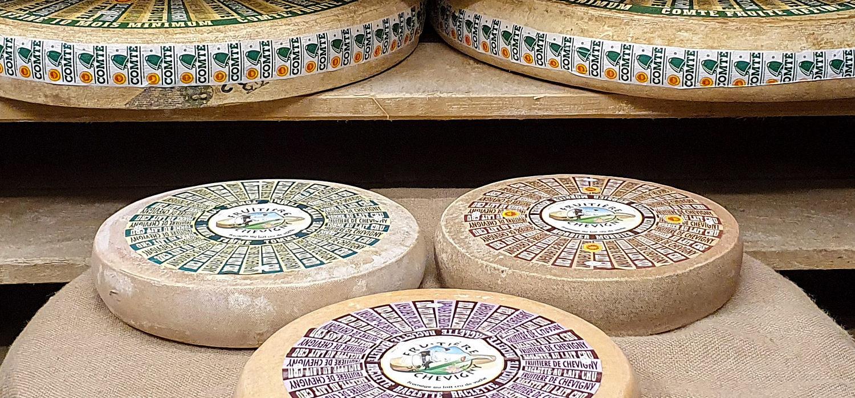 Nos Fromage - Fruitiere de Chevigny Jura